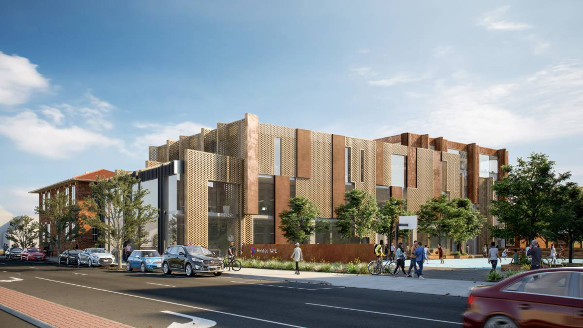 Bendigo City Campus Revitalisation Project